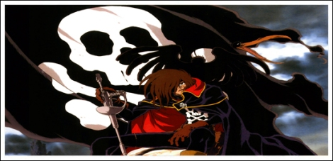 space pirate captain harlock- 2