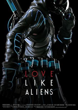 Love Like Aliens Poster-