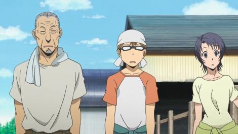 Gin no Saji - 08 -