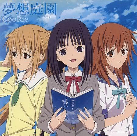 Bungaku Shoujo Memoire img1